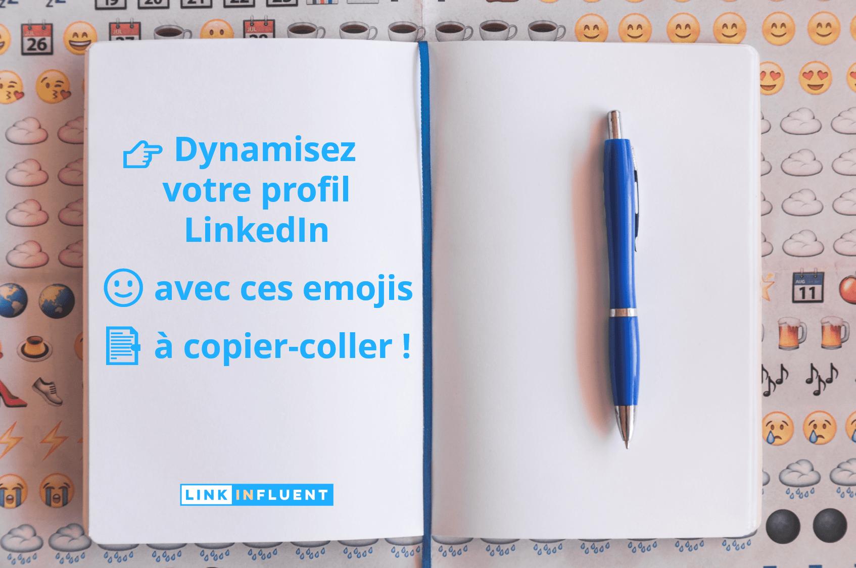 emoji linkedin et  u00e9motic u00f4nes linkedin  u00e0 copier