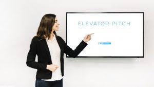 Comment se vendre grâce à l'elevator pitch structure et exemples