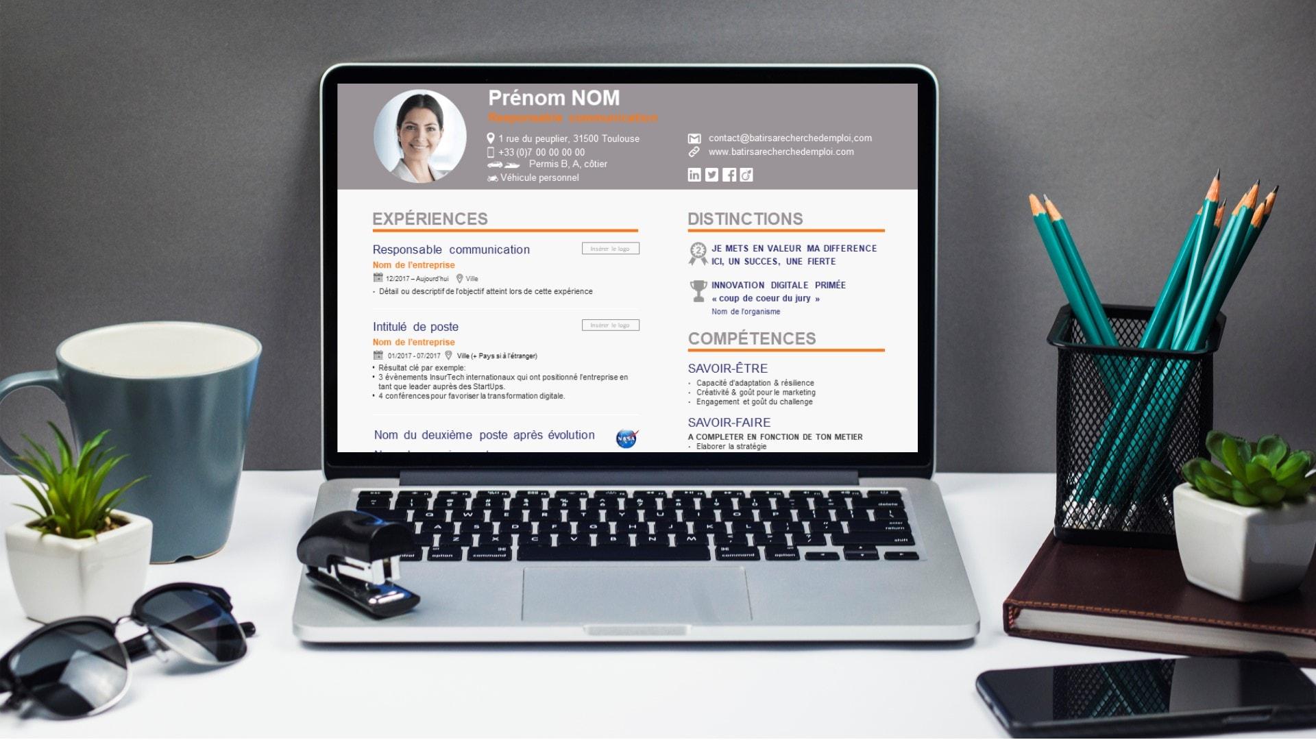 Ajouter un CV sur LinkedIn - Tutoriel LinkedIn