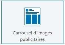 Carousel d'images LinkedIn Ads