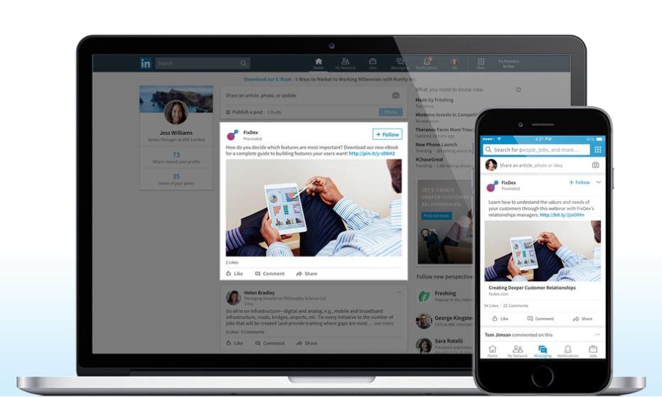 LinkedIn Ads: la publicité LinkedIn