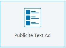 Text Ad: un format de publicité LinkedIn Ads