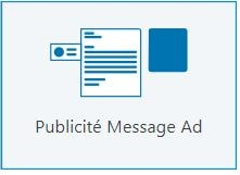 Message Ads ou Text Ads format de publicité LinkedIn Ads