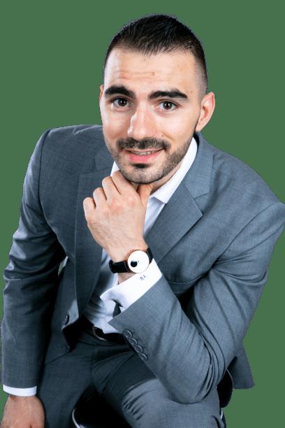 Yannick Bouissiere expert LinkedIn formateur LinkedIn et prospection BtoB