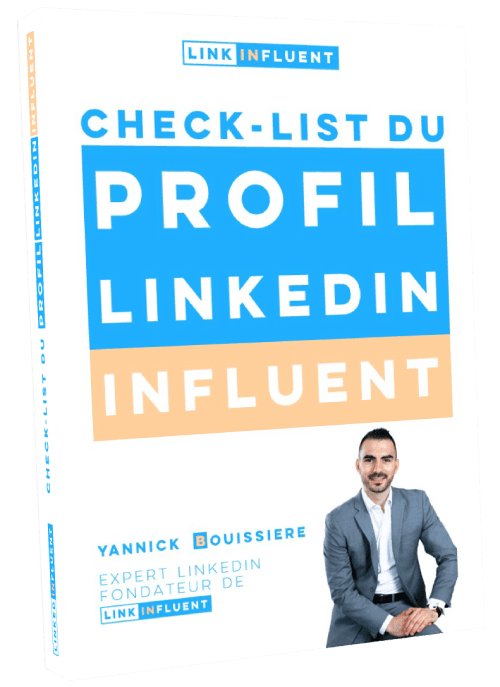 Check-list profil LinkedIn Parfait de Proinfluent