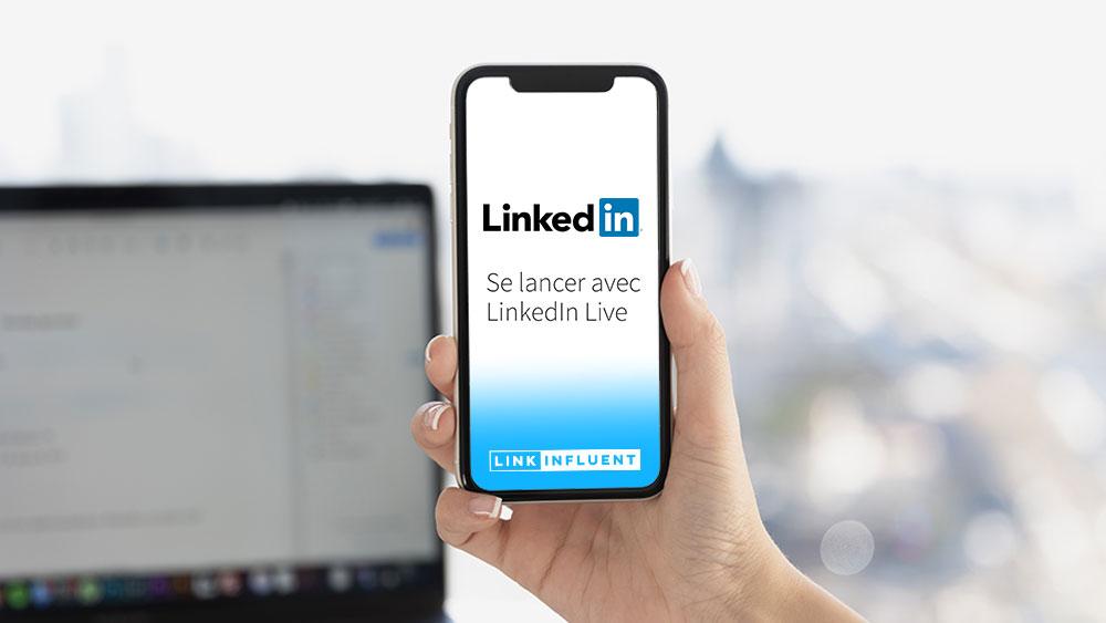 LinkedIn Live tutoriel