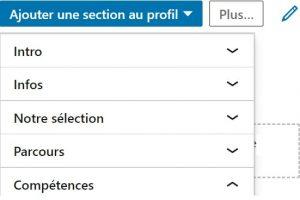 Utiliser LinkedIn : compétences