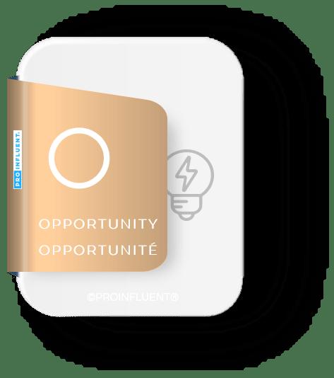 Analyse SWOT : les opportunités