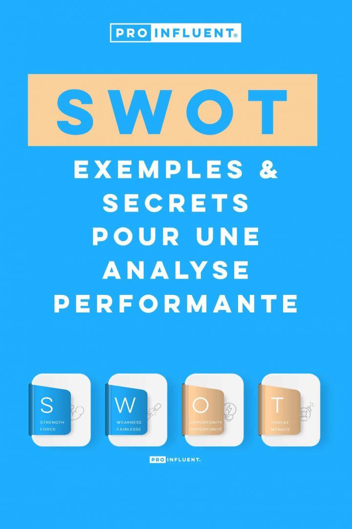 SWOT : définition, exemples et secrets pour une analyse performante