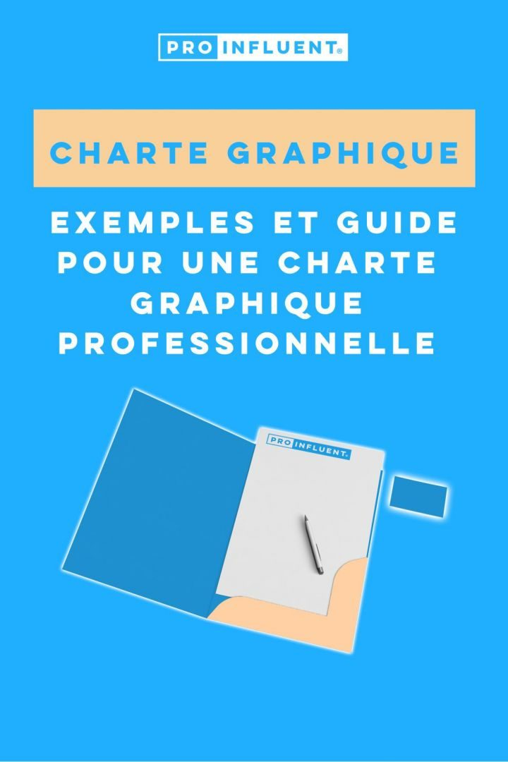 charte graphique exemples