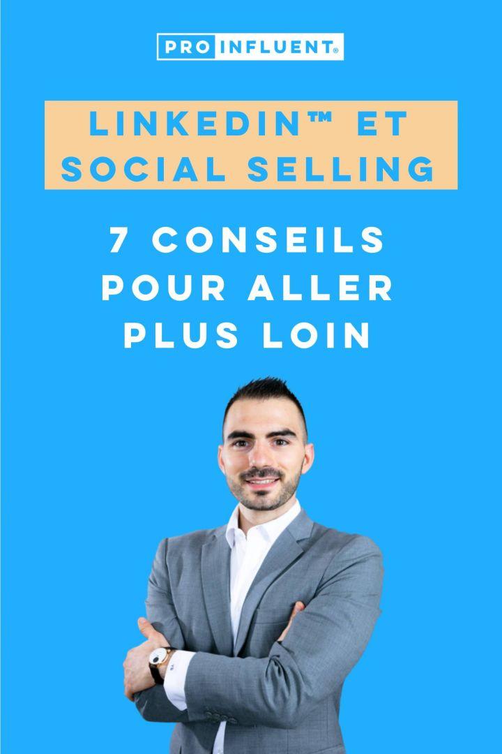LinkedIn et social selling