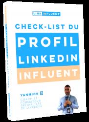 Guide LinkedIn Pdf gratuit à télécharger: la check-list pour un profil Linkedin efficace et influent